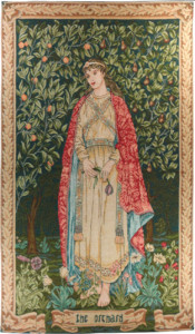 The Orchard tapestry - William Morris Seasons