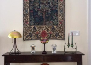 The Tree of Life tapestry by William Morris