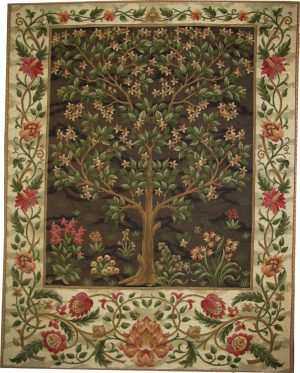 William Morris Tree of Life tapestry - Arts and Crafts wall tapestries