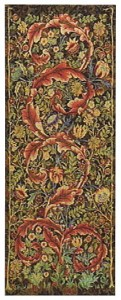 William Morris portiere tapestry wall hanging