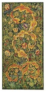 William Morris portiere, medium size wallhanging