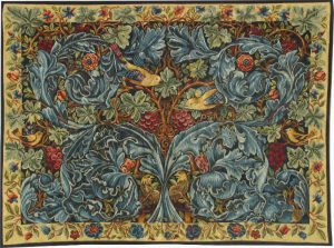 Acanthus and Vine tapestry - William Morris wall-hanging