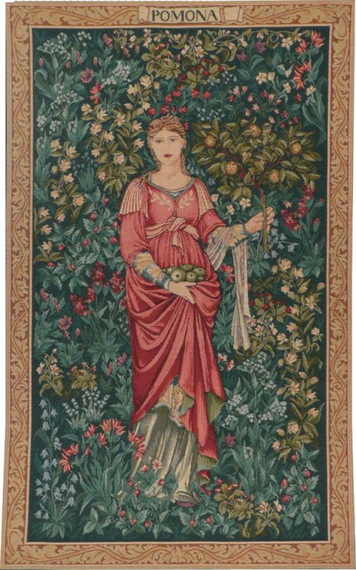 Pomona tapestry - Morris & Co tapestry wall-hanging