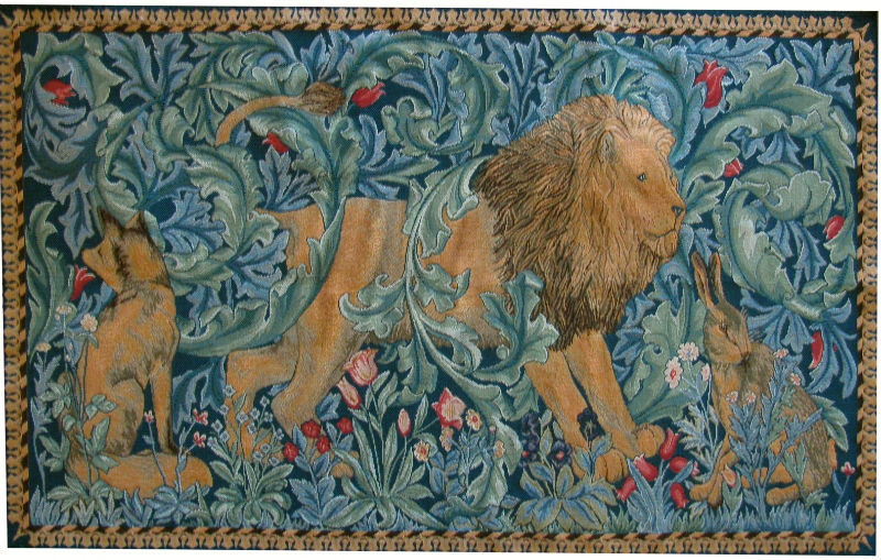 The Forest tapestry - William Morris wall tapestries