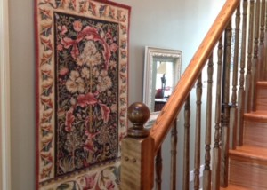 The Acanthus tapestry - John Henry Dearle design now a French tapestry in three sizes