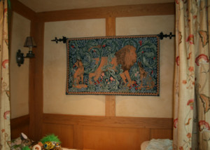 The Forest tapestry by William Morris