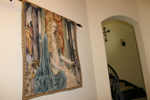 Arts and Crafts tapestries - tapestry art
