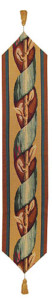 William Morris Birds table runner - French table runners - Arts & Crafts